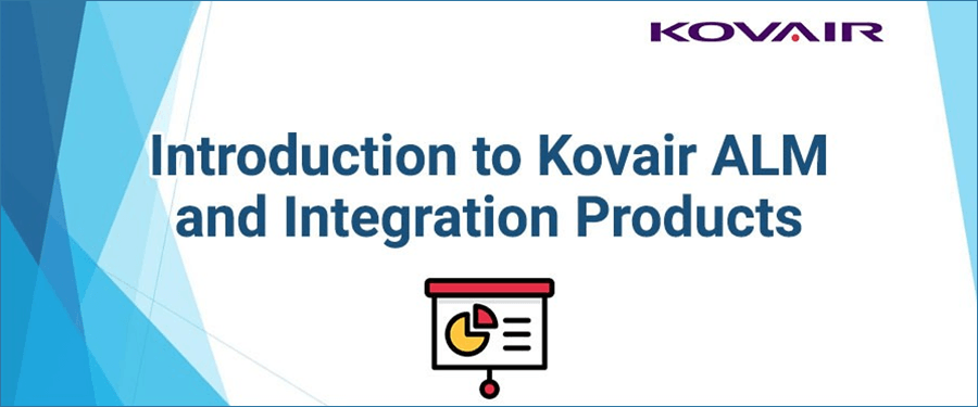 Kovair-ALM-Integration-Product