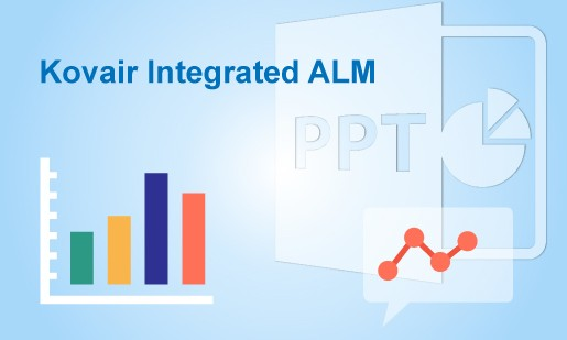 Kovair Integrated ALM Infographic