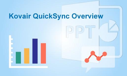 Kovair QuickSync Overview