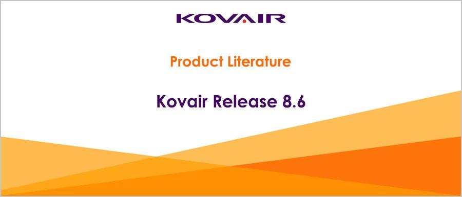Kovair Release 8.6