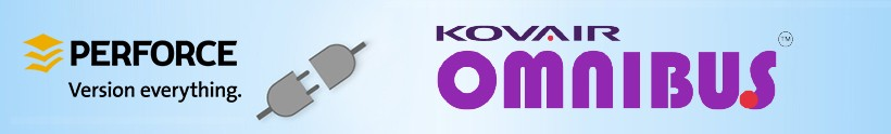 Kovair Perforce Integration