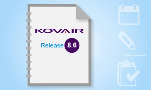 Technical Document release 8.6 cover picture