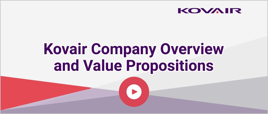 Kovair Company Overview and Value Propositions