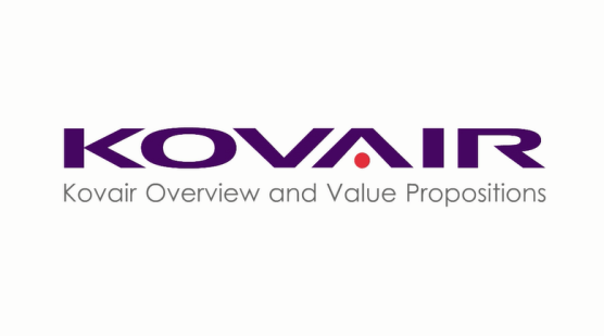Kovair logo Overview and Value Propositions