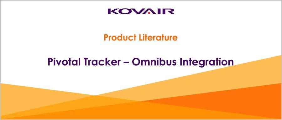 Pivotal Tracker – Omnibus Integration
