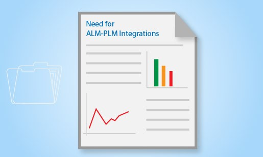 Need for ALM-PLM Integrations – A White Paper