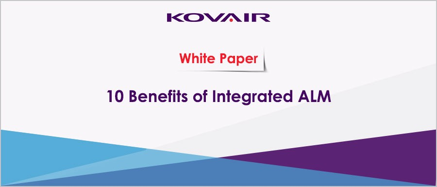 10 Benefits of Integrated ALM