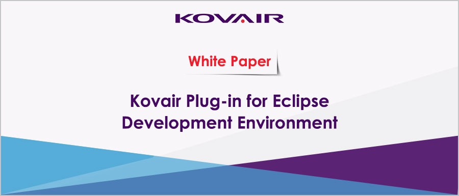 Kovair Plug-In for Eclipse Development Environment