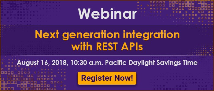 Next Generation Integration with REST APIs