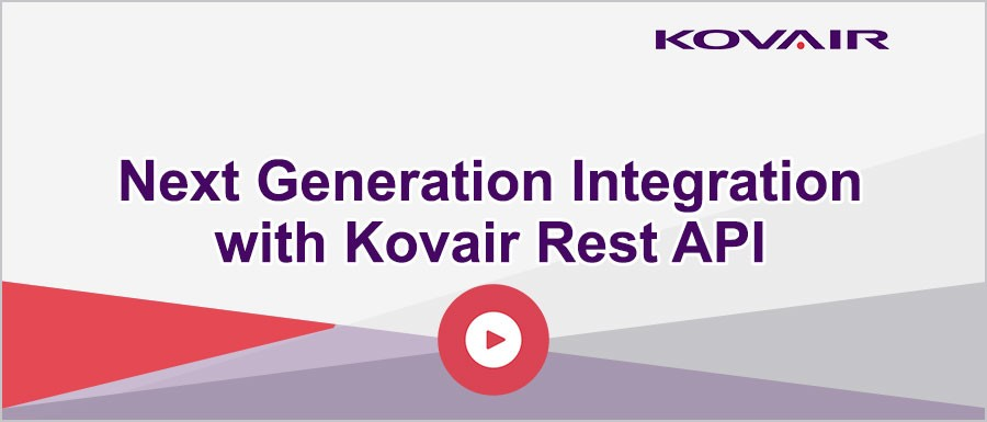 Next Generation Integration with Kovair Rest API
