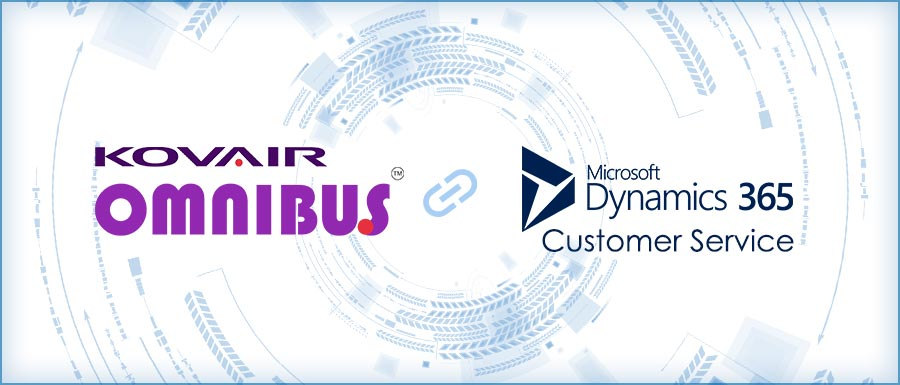 MS Dynamics 365 Customer Service Integration Adapter