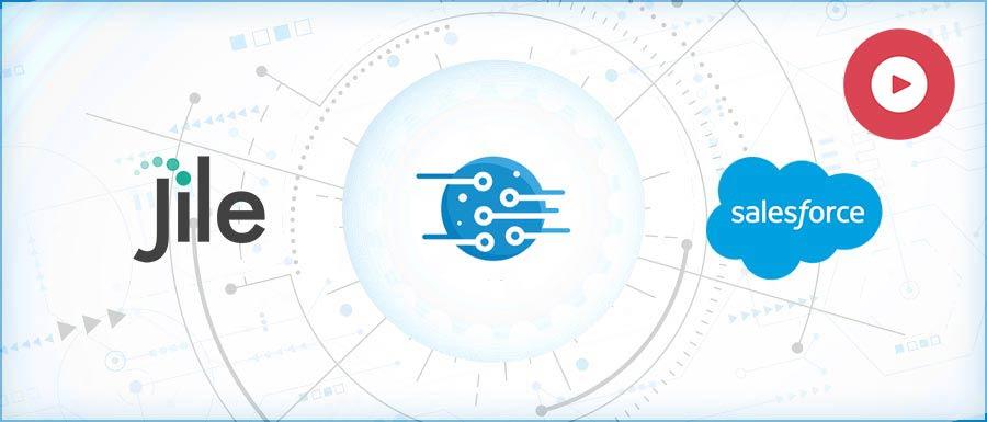 Jile-and-Salesforce integration