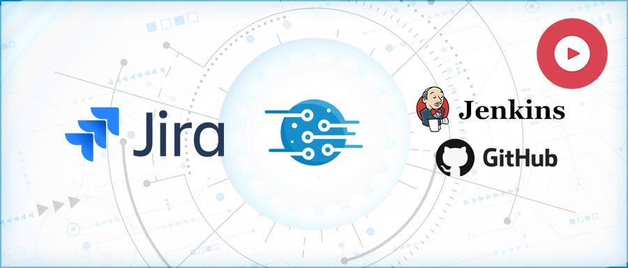 JIRA Integration with GitHub and Jenkins